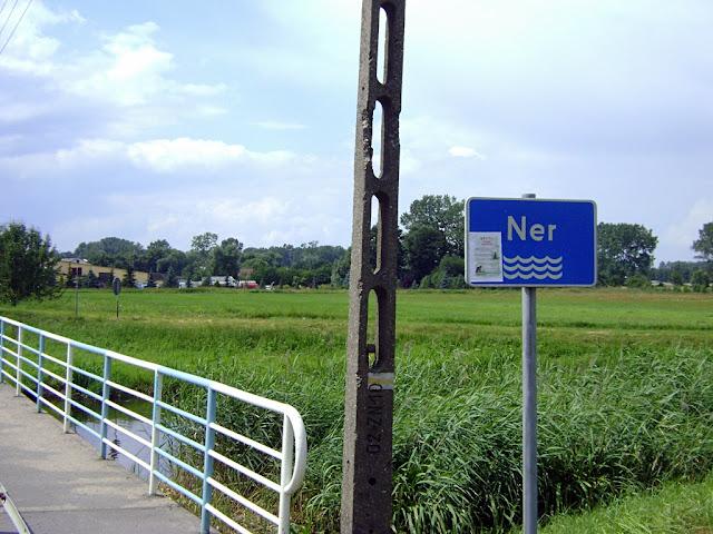 most na rzece Ner, Gostków