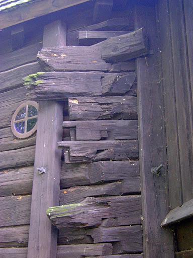 Budzynek, kościół