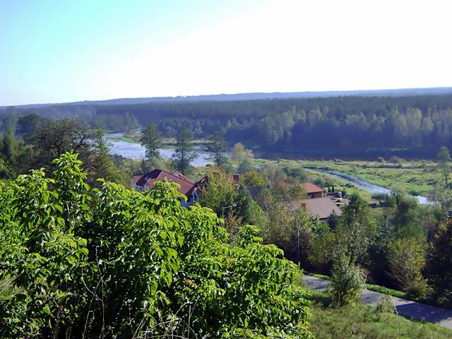panorama, Inowłódz
