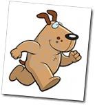 running-dog