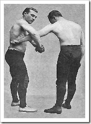 Standing Arm Lock Fred Beele