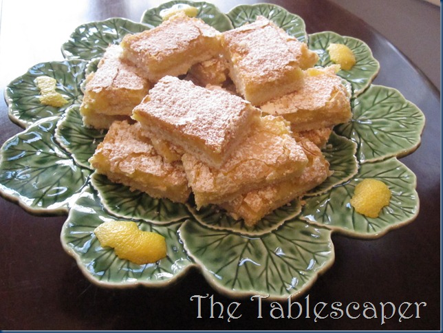 Lemon Bars 0020109