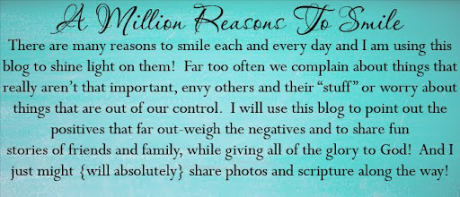 A Million Reasons to Smile