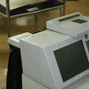 Urna Eletrônica Modelo 1996 - com módulo impressor