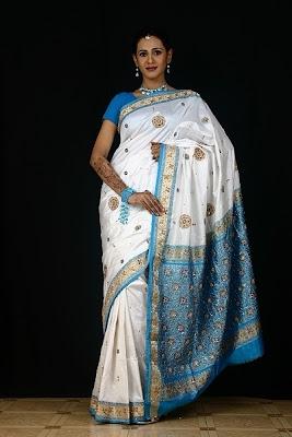مستوحى من الملابس الهندية وعرض يليق بالملوك 2012لاحتياراتك الملابسخبير أزياء:أناقة