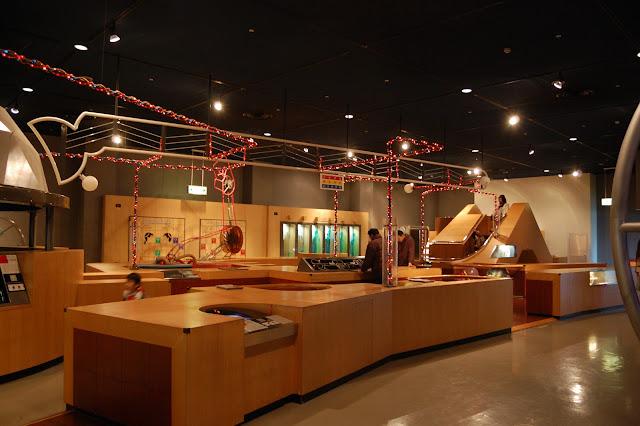 名古屋市科学館・生命館の一角の写真