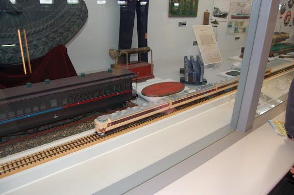 鉄同年表・鉄道博物館の写真