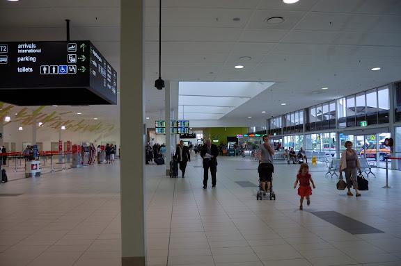 ゴールドコースト空港の ロビーの写真
