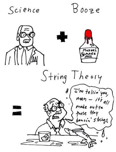 Правдивая история создания струнной теории...