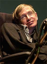 английский физик Стивен Хокинг