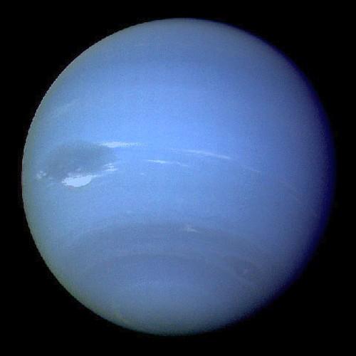 Фотография Нептуна