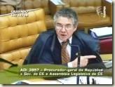 STF - Voto Vencido do Ministro Marco Aurélio reputando que as leis impugnadas instituíam proporcionalidade, e não vinculação, entre os rendimentos dos servidores públicos.