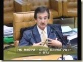 STF. Ministro Cézar Peluso. Impossibilidade de Execução Provisória de Sentença Penal Condenatória.