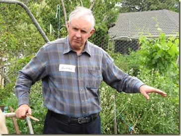 Andrew & Claudia's Backyard Farm Visit 091