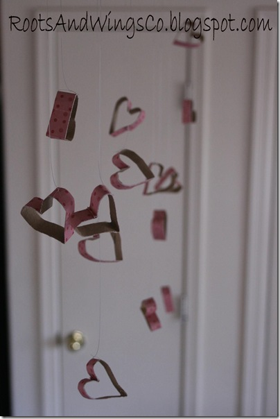 decoration hearts 3