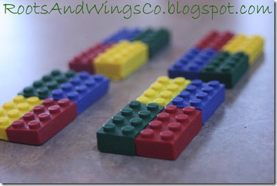 Lego Crayons 3