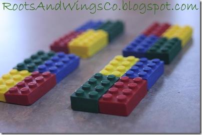 Lego Crayons 3