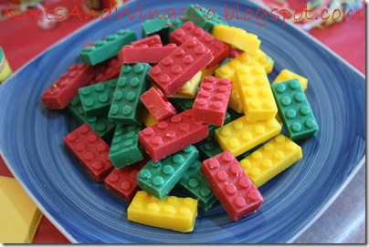 lego chocolates 1