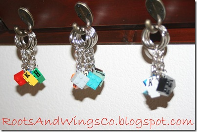 lego keychain 2