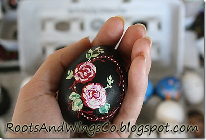 final decorative egg