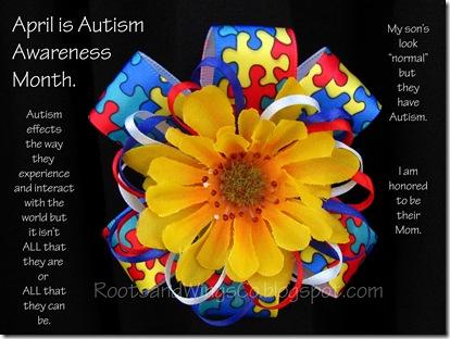 RW Autism Awareness