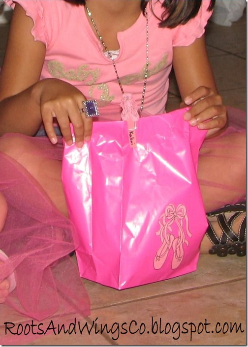 ballerina bags