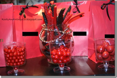 Red Black And Silver Birthday Decorations Image Inspiration of