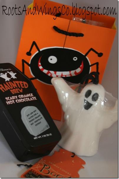Boo Halloween Gift Bag