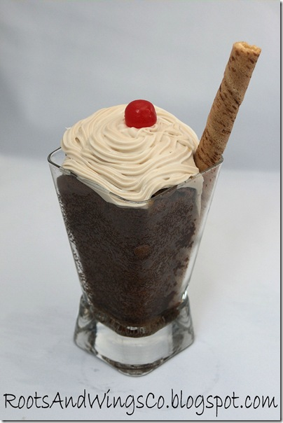 root beer float cupcakes d