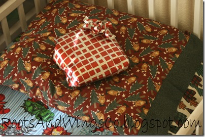 first day of december christmas pillowcase pj gift a