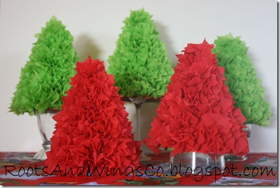 party hat christmas tree b