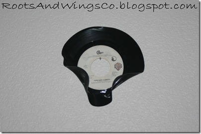 vinyl record guitar holder music room i
