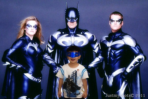 Dylan & Batman