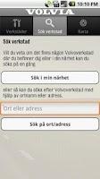 Screenshot of Volvia - Försäkring för Volvo
