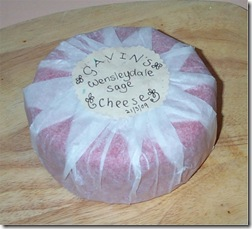 Wensleydale wrapper
