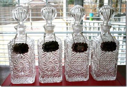 1 Decanter Set