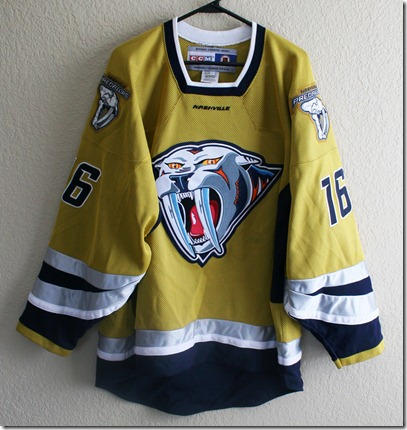 Nashville Destroyers Jersey - 50c
