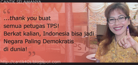 Thanks to Para Petugas TPS!