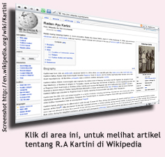 Lihat artikel bagus soal Ibu Kartini