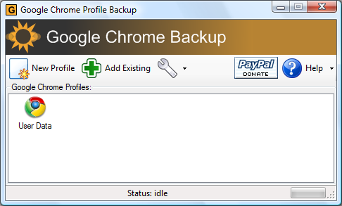 Create, Manage Google Chrome Profiles