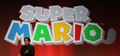 New Mario Logo
