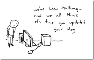 time to improve your blog!