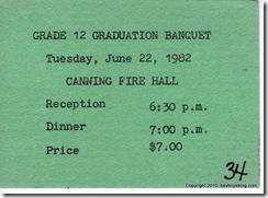CDHS Grad Dinner A