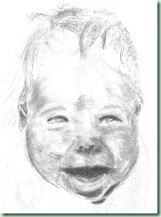 MBS's Baby drawing