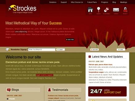 strockes