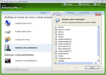Panda Antivirus Pro 2009 8.0