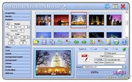 Quick Slide Show 2.33