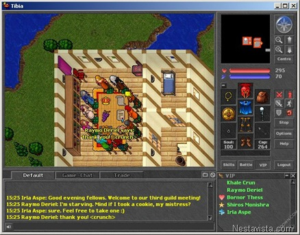 Tibia 8.41 Windows