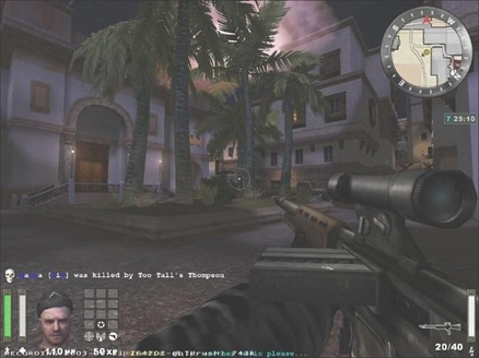 Wolfenstein Enemy Territory 2.60 Linux