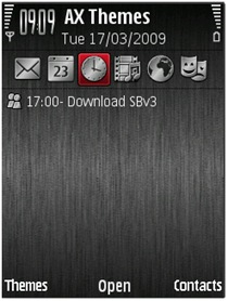 Temas Symbian S60